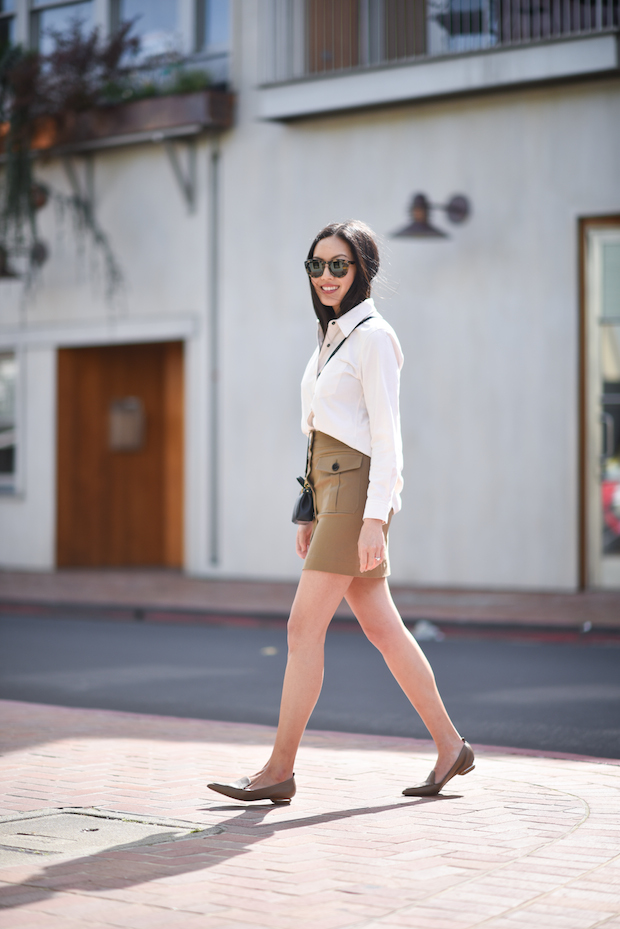 spring-outfit-button-up-skirt-2