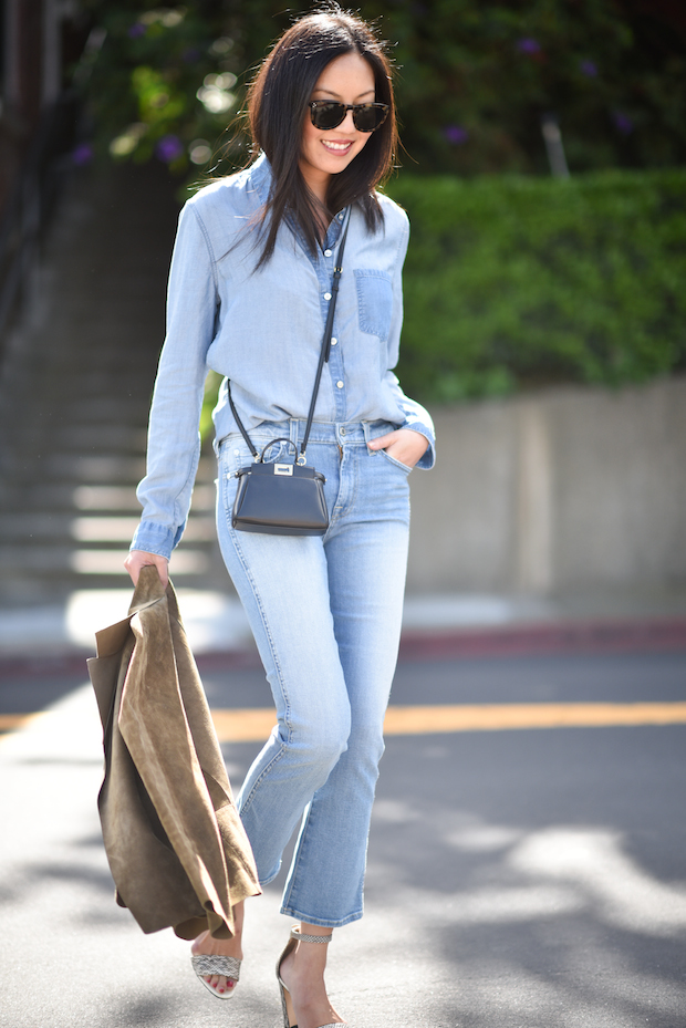 denim-shirt-and-cropped-jeans-for-spring