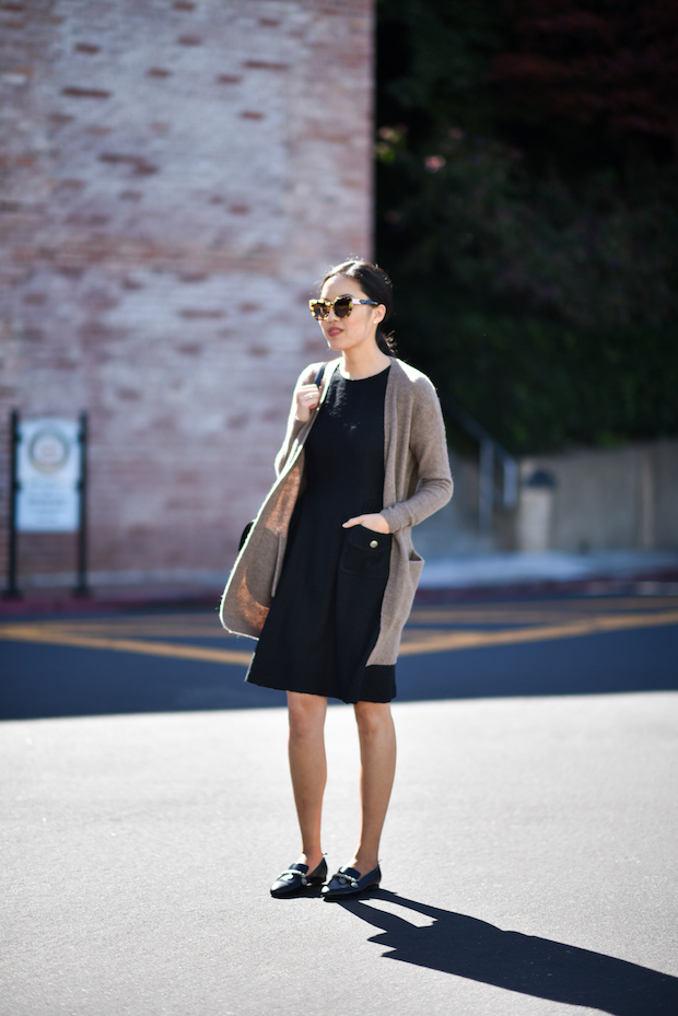 st-john-dress-madewell-cardigan-1