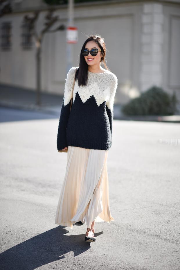 9to5chic-gabriela-hearst-sweater-1