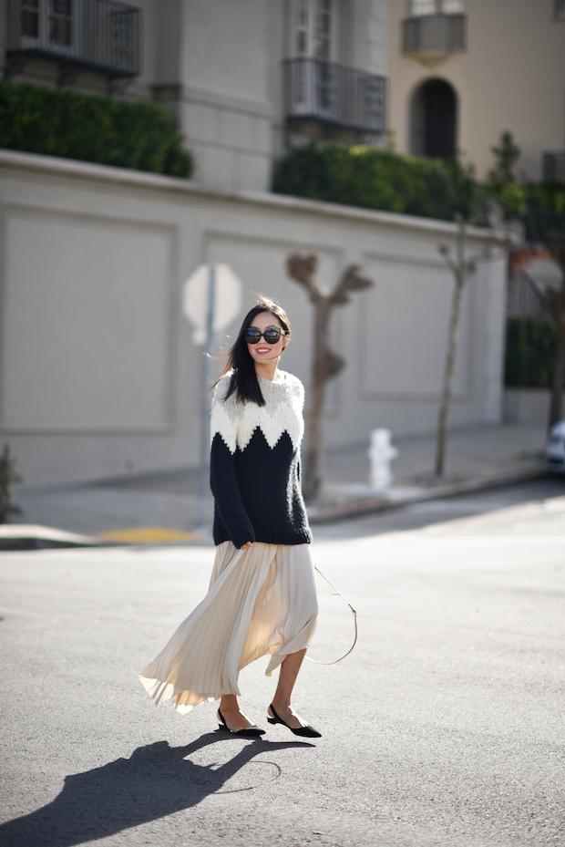 9to5chic-gabriela-hearst-sweater-2