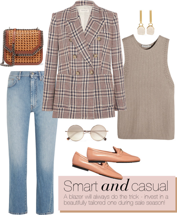 smart and casual