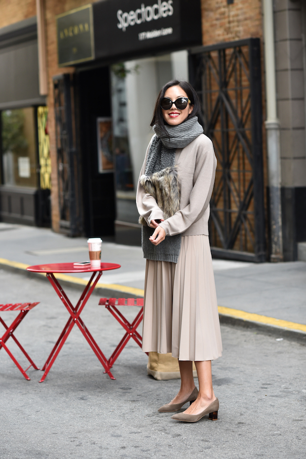 fall-outfit-pleated-skirt-2