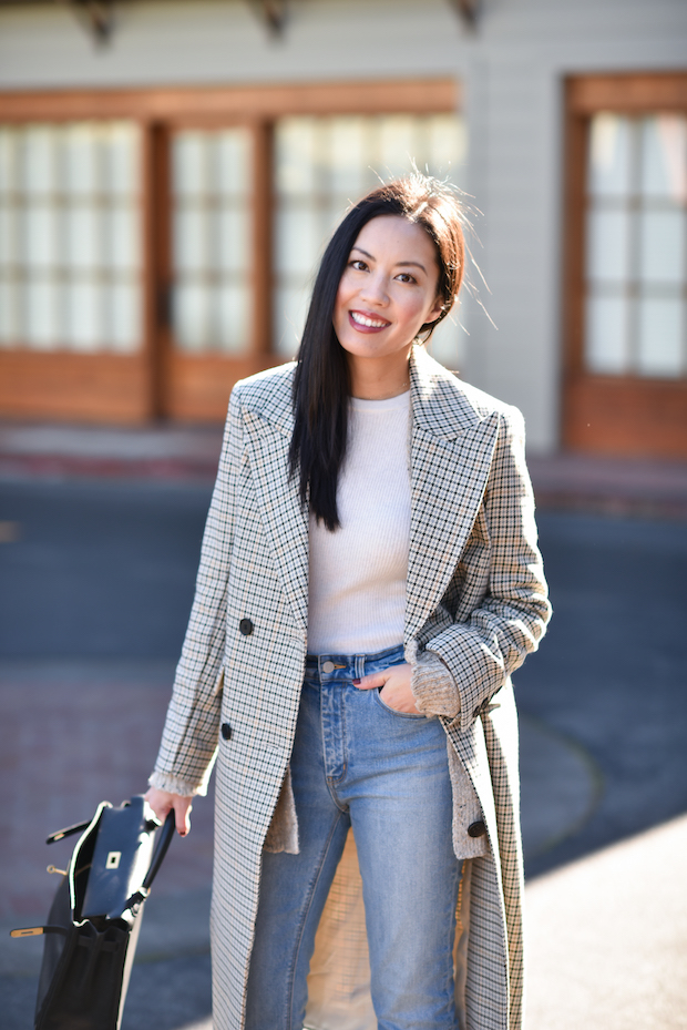 fall-outfit-plaid-and-polka-dots-2