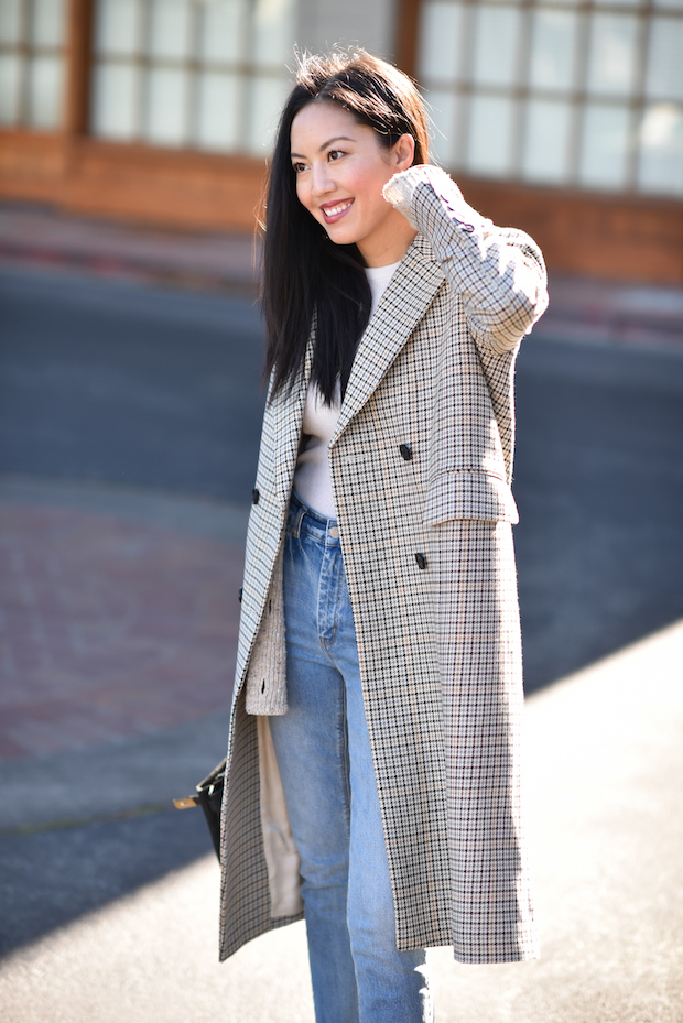 fall-outfit-plaid-and-polka-dots-3