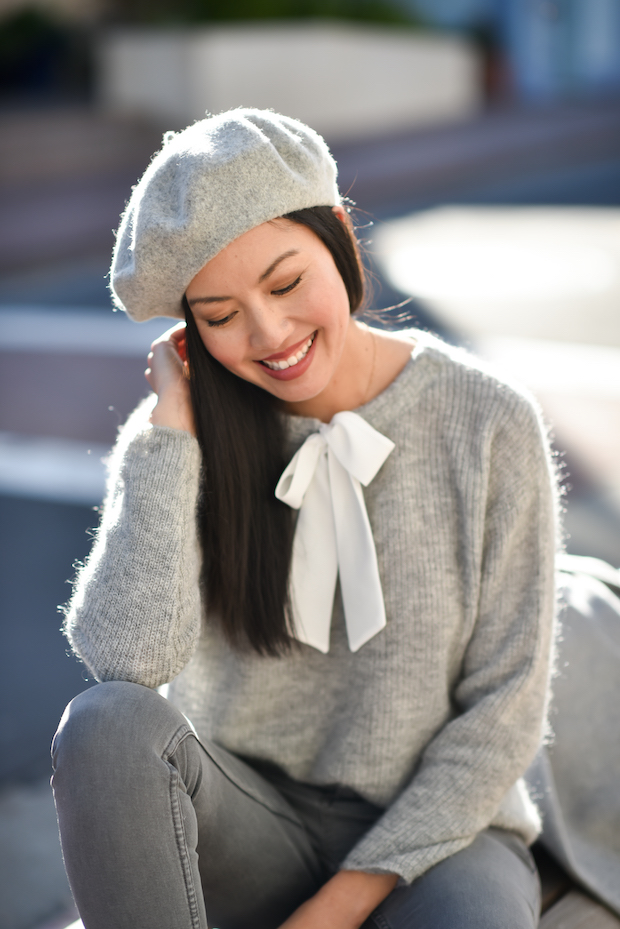 winter-gray-outfit-beret-2